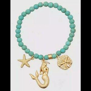 Matte Sea Life Bracelet